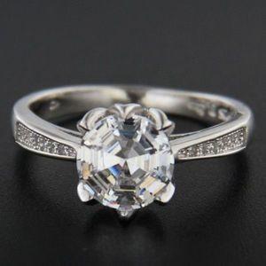 Strieborný prsteň 51633 vyobraziť