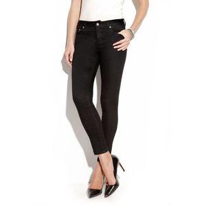 Pružné nohavice s 5 vreckami čierna 36 vyobraziť