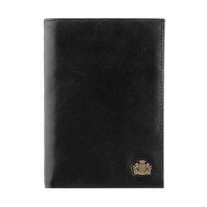 Priestranná pánska peňaženka. vyobraziť
