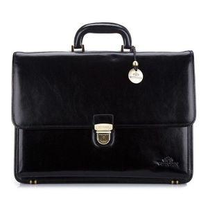 Kožená pánska taška vyobraziť