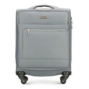 Malý cestovný kufor. vyobraziť