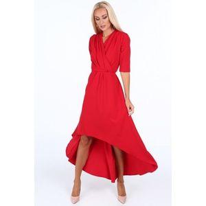 9785097db44d Khaki elegantné šaty s výstrihom v tvare V na chrbte (45 kúskov ...