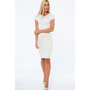 8071a1626295 Letné citrónové asymetrické šaty (47 kúskov) - ModaModa.sk