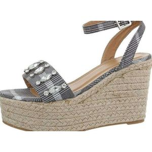 Dámske sandále na platforme vyobraziť