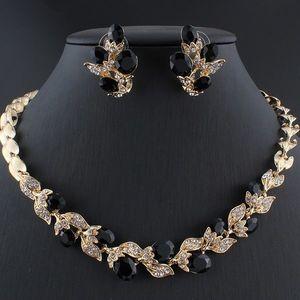 Set Crystal Branch-Zlatá/Čierna KP3183 vyobraziť