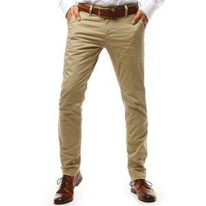 Elegantné pánske chinos nohavice (ux1933) vyobraziť