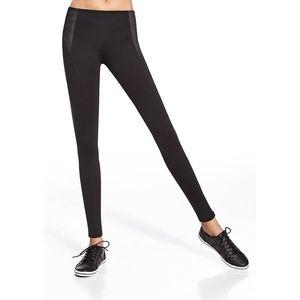 Fitness legíny Activella black + carbon vyobraziť