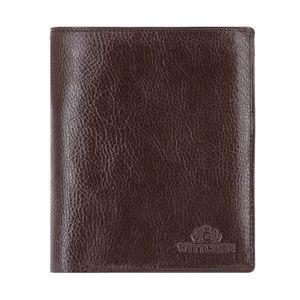 Univerzálna kožená peňaženka vyobraziť