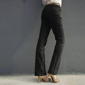 Nohavice, vnútor.dĺžka nohavíc 80 cm čierna 38 vyobraziť