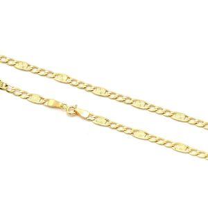 Zlatá pánska retiazka MIDIR vyobraziť