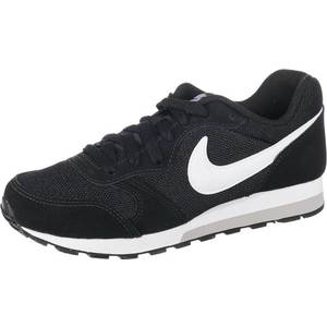Nike Sportswear Tenisky 'MD Runner 2' čierna / biela vyobraziť
