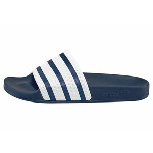ADIDAS ORIGINALS Šľapky 'Adilette' modré / biela vyobraziť