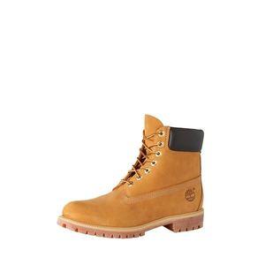 TIMBERLAND Šnurovacie čižmy 'AF 6IN Premium Boot' karí vyobraziť