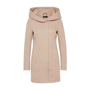ONLY Prechodný kabát 'SEDONA' svetlohnedá vyobraziť