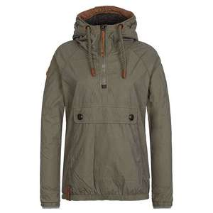 Naketano Zimná bunda olivová vyobraziť