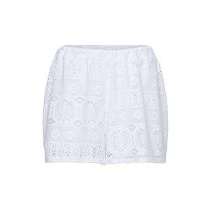 Boohoo Nohavice biela vyobraziť