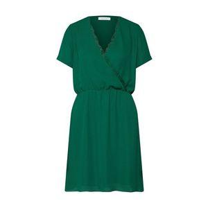 Samsoe Samsoe Letné šaty zelená vyobraziť