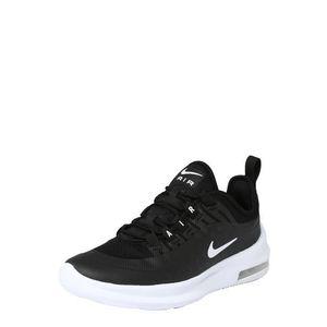 NIKE Športová obuv 'Nike Air Max Axis' čierna / biela vyobraziť