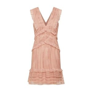 Bardot Šaty 'KRISTEN LACE DRESS' ružová vyobraziť
