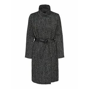 ONLY Prechodný kabát čierna vyobraziť