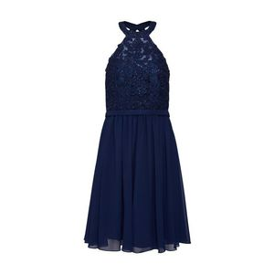 Mascara Kokteilové šaty námornícka modrá vyobraziť