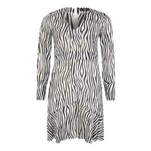 Missguided Plus Šaty 'Curve Lace Up Midi Dress' čierna vyobraziť