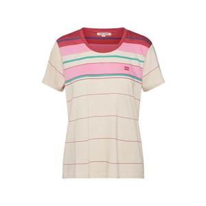BILLABONG Tričko 'Soul Babe' mätová / ružová / púdrová / červené vyobraziť