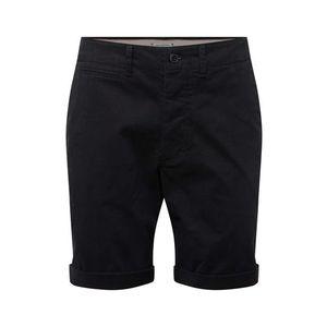 JACK & JONES Chino nohavice 'ENZO' čierna vyobraziť
