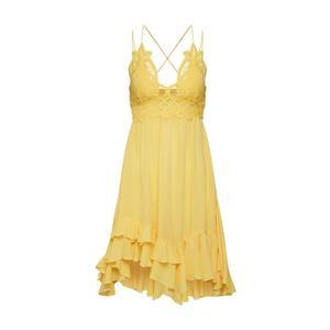 Free People Letné šaty 'Adella' žlté vyobraziť