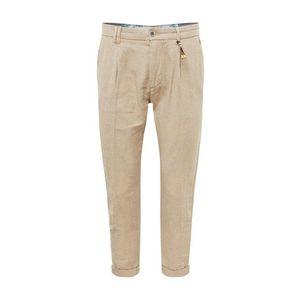 JACK & JONES Chino nohavice 'MILTON' béžová / svetlohnedá vyobraziť
