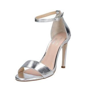 MICHALSKY FOR ABOUT YOU Remienkové sandále 'Holly sandal' strieborná vyobraziť