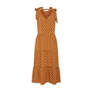Moves Letné šaty horčicová vyobraziť