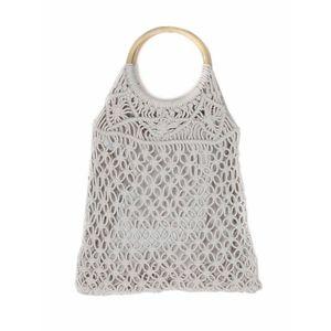 ABOUT YOU Plážová taška 'Leni' krémová vyobraziť