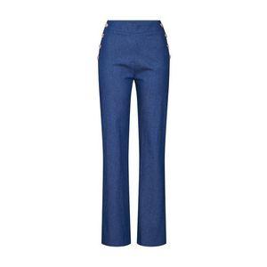 Fashion Union Nohavice 'SAYLA' modré vyobraziť