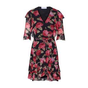 The Kooples Letné šaty červené vyobraziť