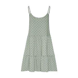 Envii Letné šaty zelená / čierna vyobraziť