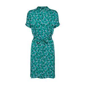 Samsoe Samsoe Letné šaty zelená / zmiešané farby vyobraziť