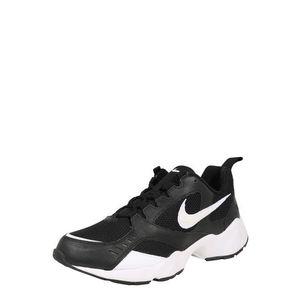 NIKE Športová obuv 'NIKE AIR HEIGHTS' čierna / biela vyobraziť