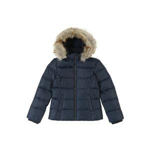 TOMMY HILFIGER Zimná bunda tmavomodrá vyobraziť