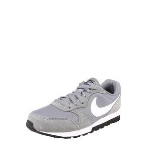Nike Sportswear Tenisky 'MD Runner 2' sivá / svetlosivá / biela vyobraziť