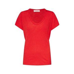 AMERICAN VINTAGE Tričko 'JAC48H19' svetločervená vyobraziť