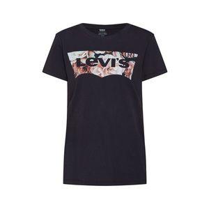LEVI'S Tričko 'THE PERFECT TEE' čierna vyobraziť