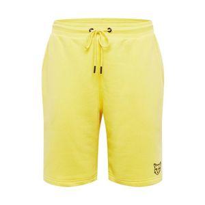 ABOUT YOU X PARI Nohavice 'Linus' žlté vyobraziť