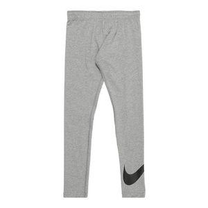 Nike Sportswear Legíny 'Favorites' sivá vyobraziť