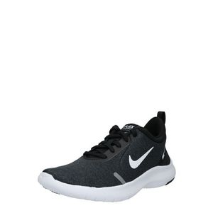 NIKE Bežecká obuv 'Nike Flex Experience RN 8' čierna / biela vyobraziť