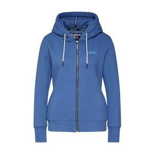 Superdry Tepláková bunda 'ELITE' modré vyobraziť