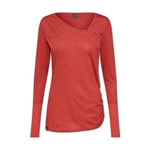 Iriedaily Tričko hrdzavo červená vyobraziť