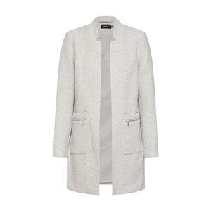 ONLY Prechodný kabát 'LINEA' svetlosivá vyobraziť