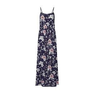 Letné kvetinové šaty na ramienka - 40 vyobraziť