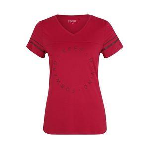 ESPRIT SPORTS Funkčné tričko ružová vyobraziť